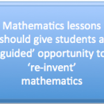 What is Realistic Mathematics Education?
